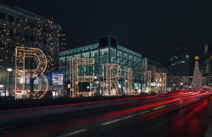 Weihnachtsbeleuchtung Berlin.Weihnachtsbeleuchtung Berlin Der Kreuzberger
